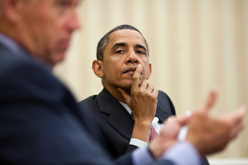 Make the message resonate. US President Barack Obama. (photo credit: courtesy of White House)