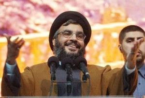 Hezbollah chief, Hassan Nasrallah (photo credit: Creative Commons/TheCushion)