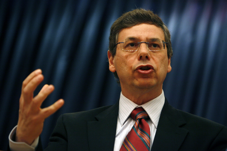 A failure to grasp the crux of the Palestinian refugee situation. Danny Ayalon (photo credit: Miriam Alster/Flash90)