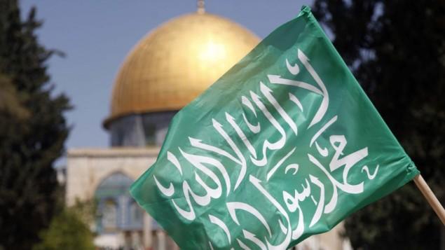 نتيجة بحث الصور عن علم حركة حماس