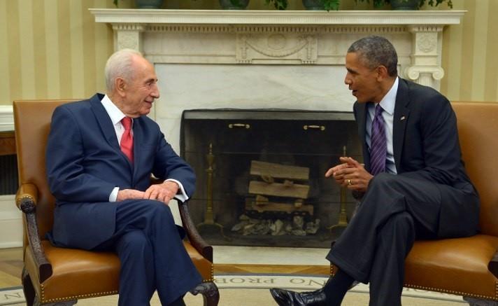 תוצאת תמונה עבור Obama, Peres, funeral