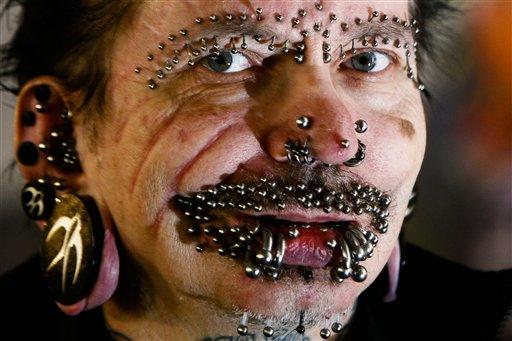 retarded piercings