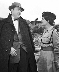 Herman Wouk, pictured here in Jerusalem in 1955, turned 100 on Wednesday.