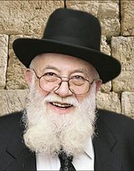 Aish's founder, Rabbi Noach Weinberg