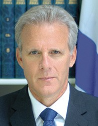 """Former Israeli ambassador to the United States Michael Oren who was a teen living in West Orange when the synagogue was attacked, said he """"gets very choked up when I think about it."""""""