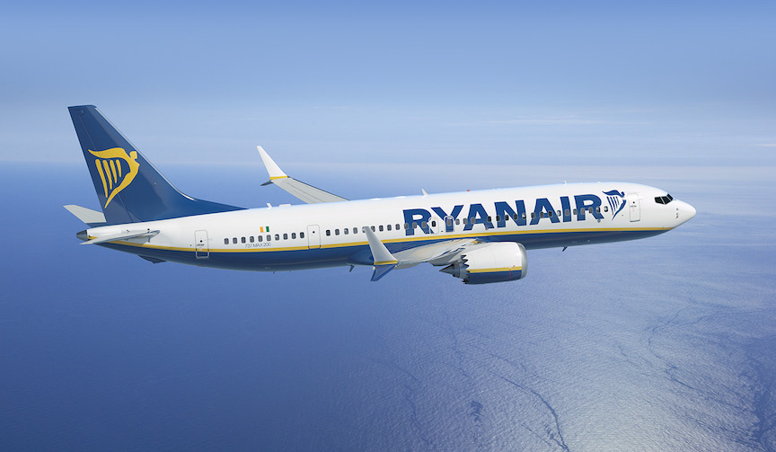 Image result for ryanair plane