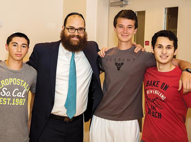 (Courtesy Valley Chabad)