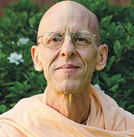 Swami Jayadvaita, originally known as Jay Israel