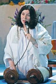 Rabbi Debra Orenstein entwines reading, translating, and explicating Torah seamlessly.