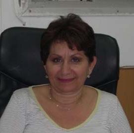 Dr. Dalia Gur, Herzog High School Headmaster (Courtesy)