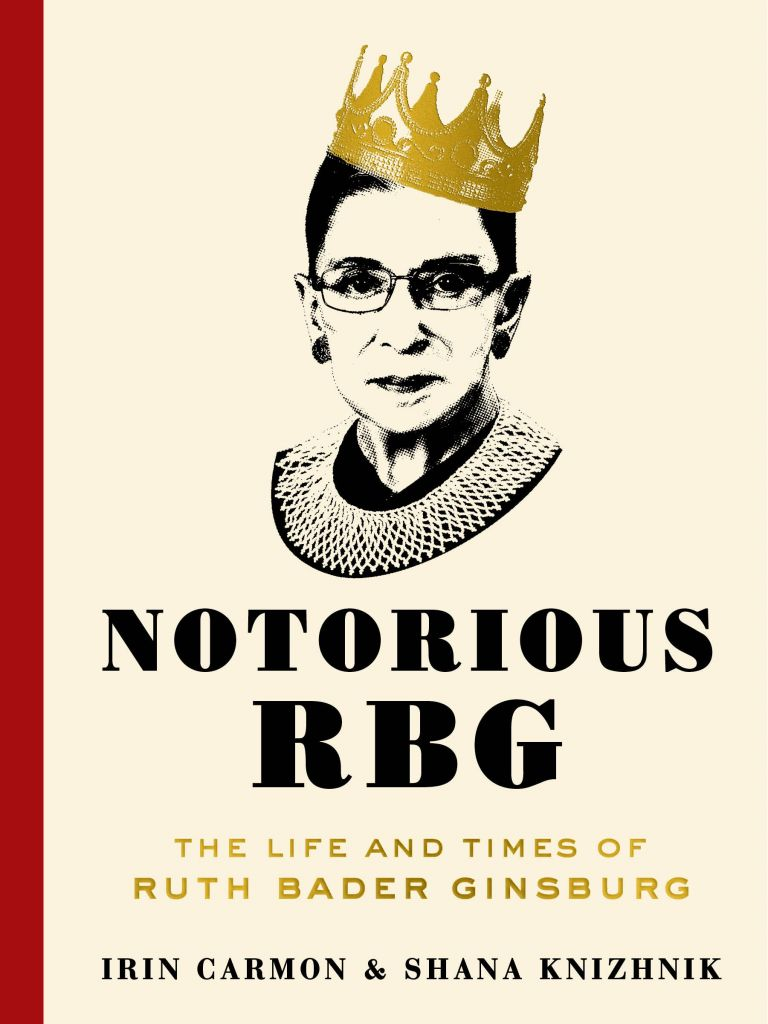 Book-Tip The Notorious RBG (Ruth Bader Ginsburg)