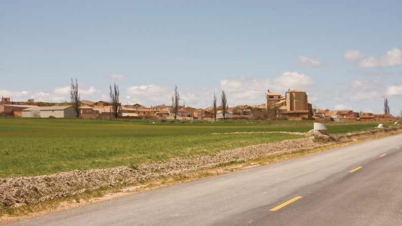 A view of the municipality in April 2010. (Wikimedia Commons)