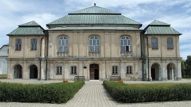 Wlodawa's Great Synagogue (Emmanuel Dyan)