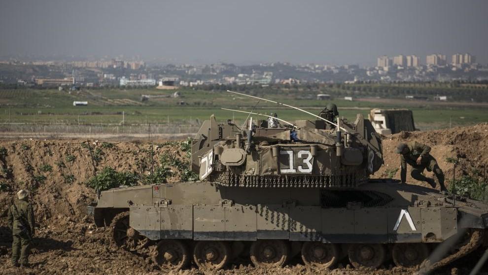 IDF soldier killed, three injured when jeep overturns