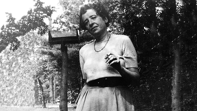 """""""Vita Activa"""" looks at the career and controversies of philosopher Hannah Arendt."""