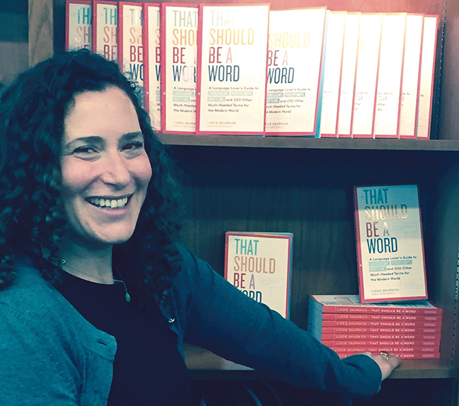 Lizzie Skurnik's life always has revolved around books.