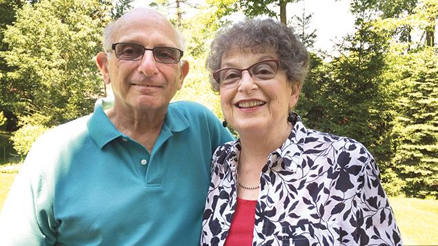Jerry and Judi Pitkowski