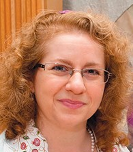 Rabbi Mary Zamore is the executive director of the Women's Rabbinic Network of the Central Conference of American Rabbis. (Courtesy of Rabbi Mary Zamore)