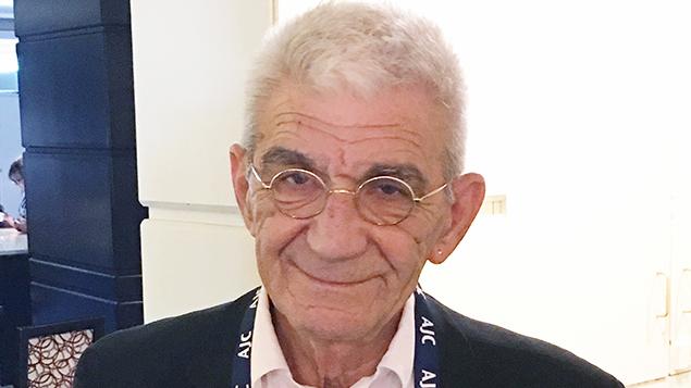 Yiannis Boutaris is the mayor of Thessaloniki. (Ron Kampeas)