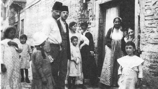 Thessaloniki was a haven for Jewish refugees from the Spanish and Portuguese inquisitions. (Wikimedia Commons)