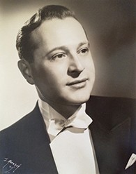 A young Cantor Avery was renowned for his light, lyrical tenor.