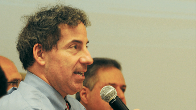 "Maryland Democrat Jamie Raskin, seen in a 2013 photo, told one newspaper that he was ""emphatically"" Jewish. (Flickr Commons)"