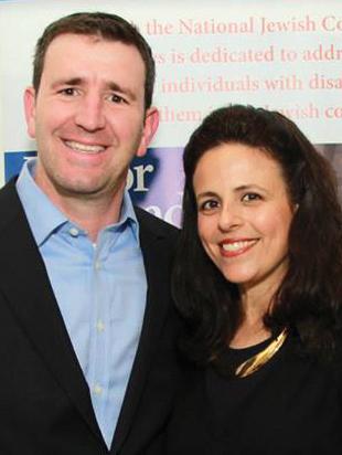 Allen and Miriam Pfeiffer will host the Yachad melava malka at their Teaneck home.
