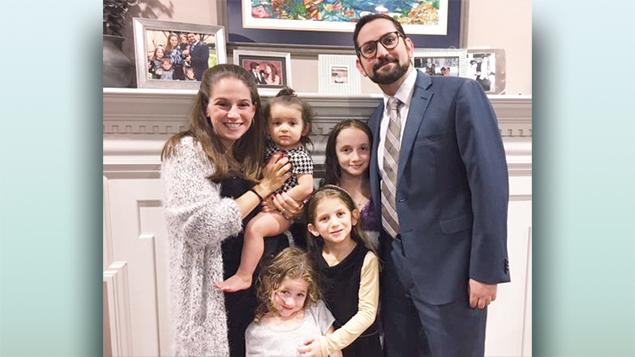 The Klapper family