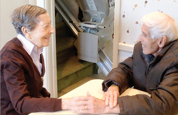 The Sobels had been married nearly 70 years when Max died in November.