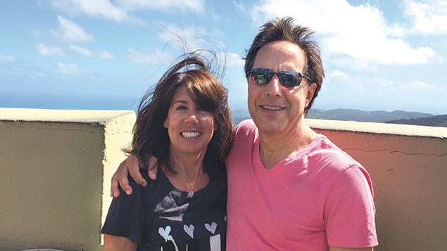 Nina and Russell Rothman