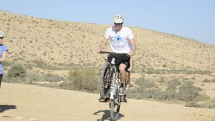 Birthright offers a special out-doors adventure focused trip. Courtesy of Birthright Israel.