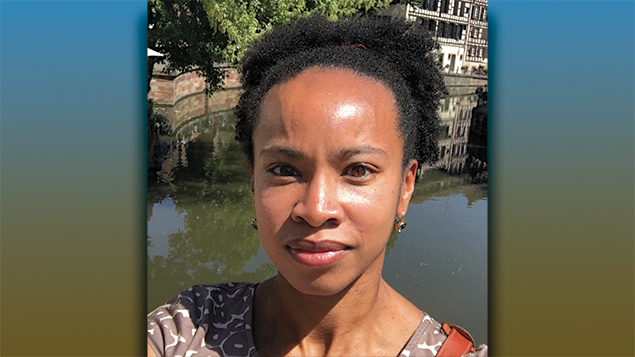 Marcella White Campbell, managing editor of Bechol Lashon, a group that advocates for Jews of color, said Obama showed that Americans could live with multiple identities. (Courtesy of Campbell)