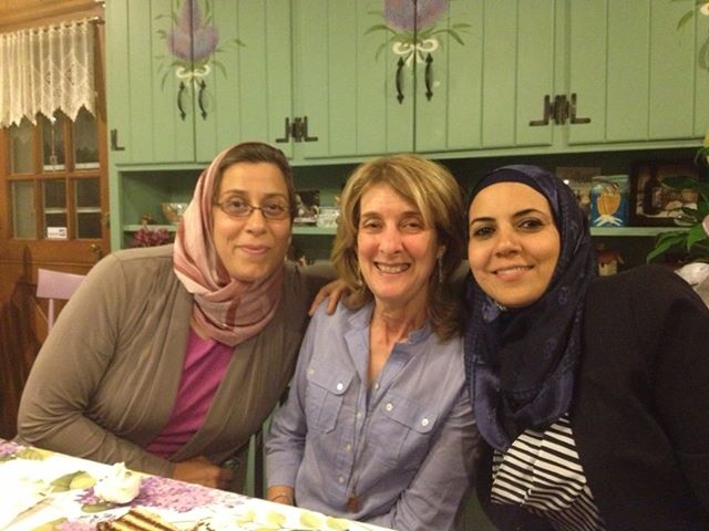 """""""We have more in common than we ever knew,"""" said one member of the Salaam Shalom Sisterhood. Courtesy of Salaam Shalom."""