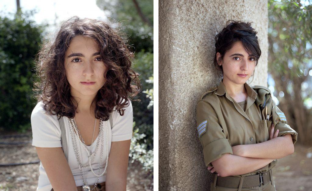 Jewish teen nude