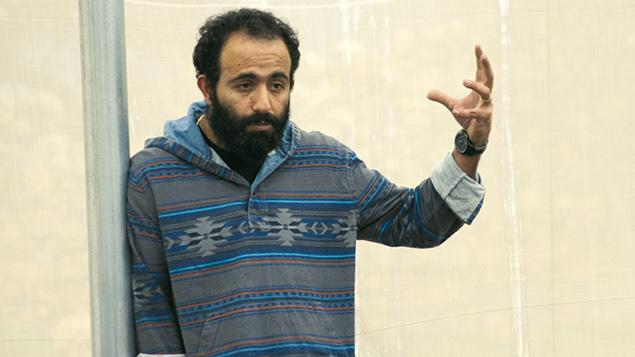 Palestinian activist Antwan Saca