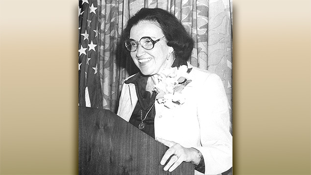 Dr. Rosalyn Yalow
