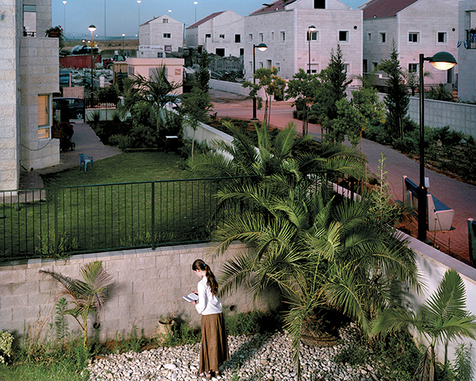 """Angela Strassheim, """"Saugy Praying,"""" 2008. Digital print. (ANGELA STRASSHEIM)"""