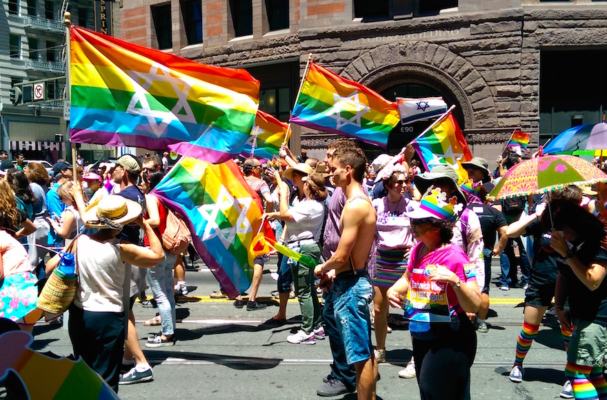 The history of gay pride events in new jersey