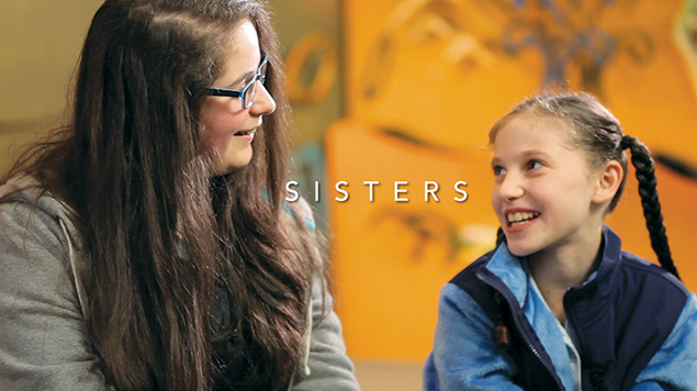 """Sisters"" was the pair's 2014 documentary."