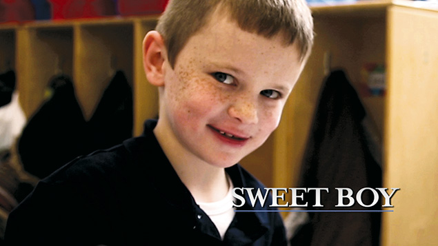 """Sweet Boy,"" last year's entry, looks at another Sinai student's challenges and triumphs."