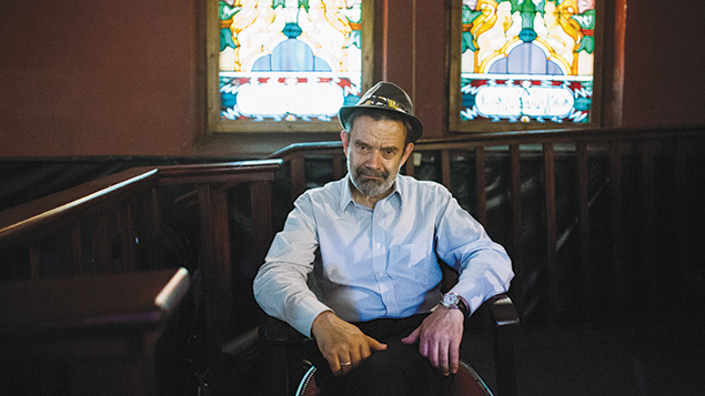 Janusz Makuch is the founder and director of the Krakow Jewish Culture Festival.
