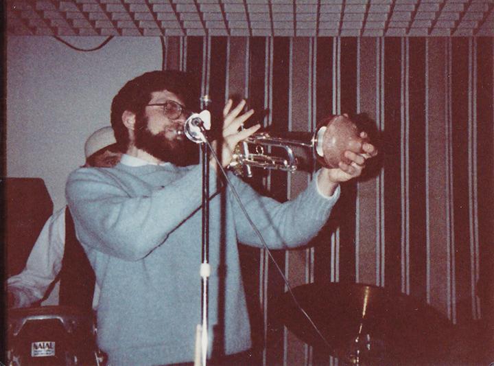 NCSY Israel Center 1982