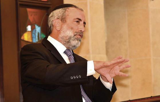 Rabbi Elchanan Weinbach