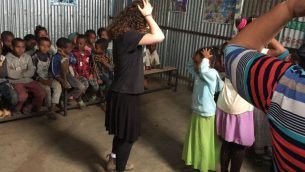 5 Days With the Jewish Children of Ethiopia 3