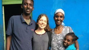 5 Days With the Jewish Children of Ethiopia 5