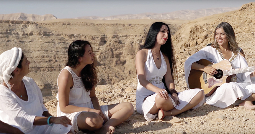 In a video that has gone viral, Yael Deckelbaum sings Prayer of the Mothers.
