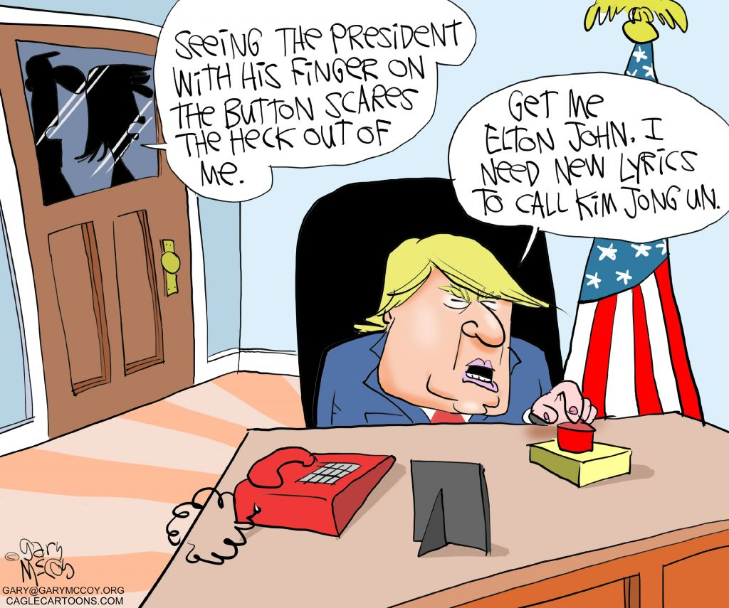 Trump's Incapable of Skillful Negotiation | Atlanta Jewish Times