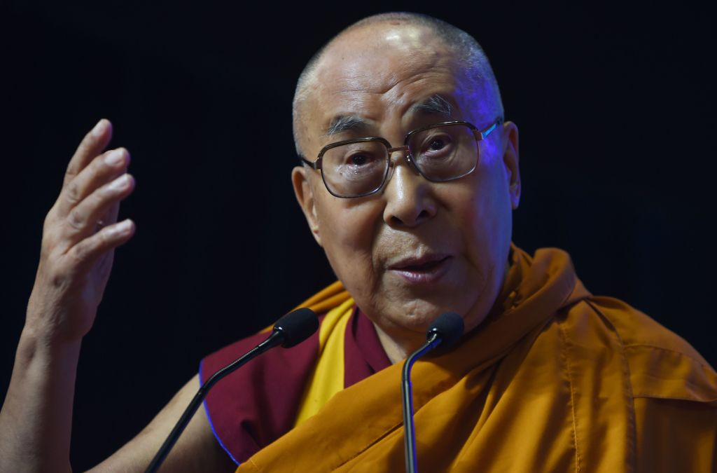 A Holy Man Of Laughter: My Encounter With The Dalai Lama